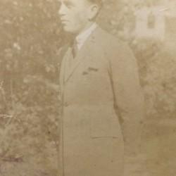 Alfred Knopp, wujek Lutka Orenbacha. Źródło: APTM nr 7. Sygn. III/1145a p.333