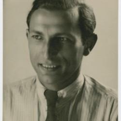 Izrael Aljuche Orenbach. Źródło: Muzeum Holokaustu w Waszyngtonie