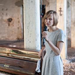 pomysłodawczyni i koordynatorka projektu Justyna Biernat