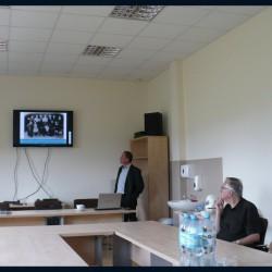 Spotkanie z Profesorem Krzysztofem Tomaszem Witczakiem