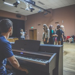 muzyka na scenie
