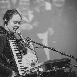 Koncert Karoliny Cichej&Spółki. Fot. D. Kwapisiewicz