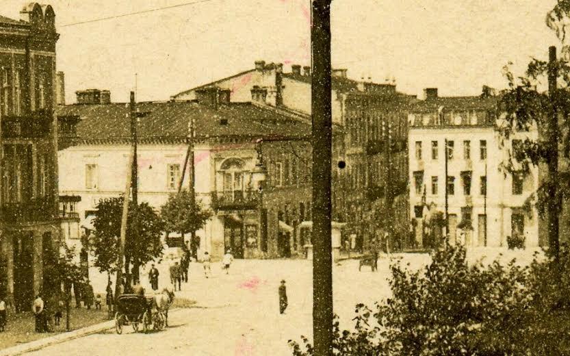 Ulica świętego Antoniego. Zbiory Jerzego Pawlika