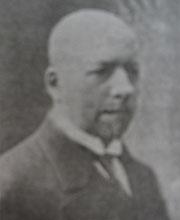 Abram Lejb vel  Aleksander Landsberg. Marian Fronczkowski Collection.