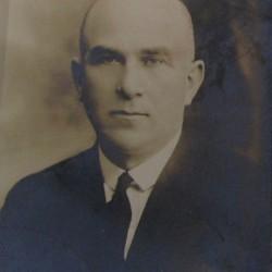 Emanuel Bornstein. Marian Fronczkowski Collection.