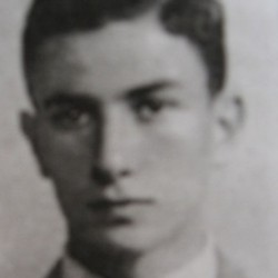 Tadeusz Benedykt Bornstein. Marian Fronczkowski Collection.