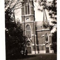 ok. 1940 roku, kościół ewangelicko-augsburski