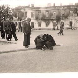 Plac Kościuszki, rok 1939/1940