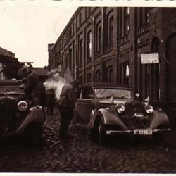okres okupacji, ulica Barlickiego