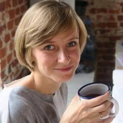 Justyna Biernat, prowadząca warsztaty