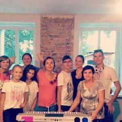 Justyna Biernat, Maria Ka i uczestnicy warsztatów