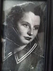 Halina Czapiga. Rok 1957. Zbiory Haliny Czapigi.