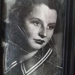 Halina Czapiga. Rok 1957. Zbiory Haliny Czapigi