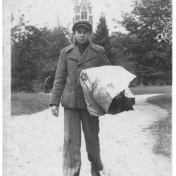 Józef Pardej (lata okupacyjne lub tuż powojenne)