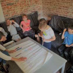 Justyna Biernat i dzieci wokół poetyki Leśmiana
