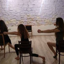 chair choreography